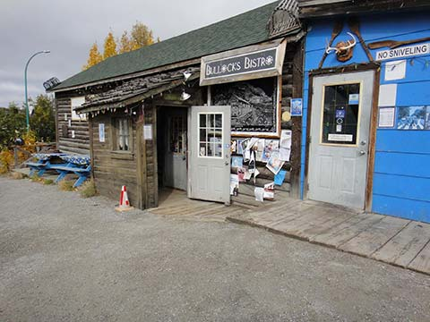Eating Local at Legendary Bullock's Bistro in Yellowknife