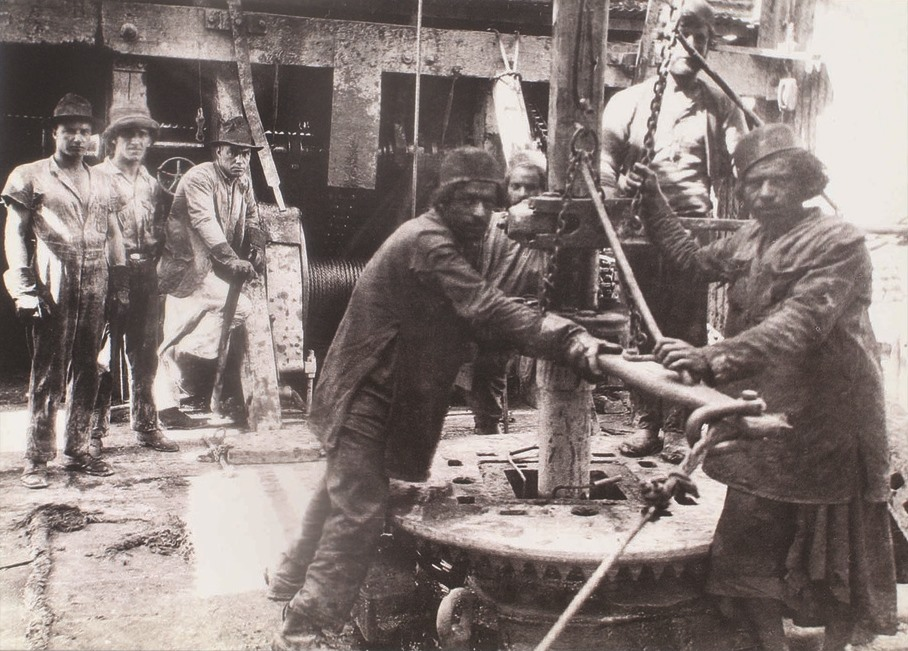 Oil First World War Hidden History
