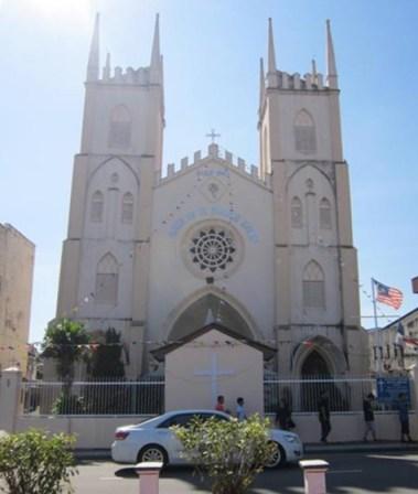 Gereja Katolik Melaka b