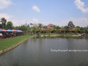 Pasar Apung Lembang aka Lembang Floating Market 1