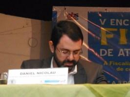 Arquiteto Daniel Nicolau, Secretário Adjunto de Fiscalização e Licenciamento da SEMURB Natal