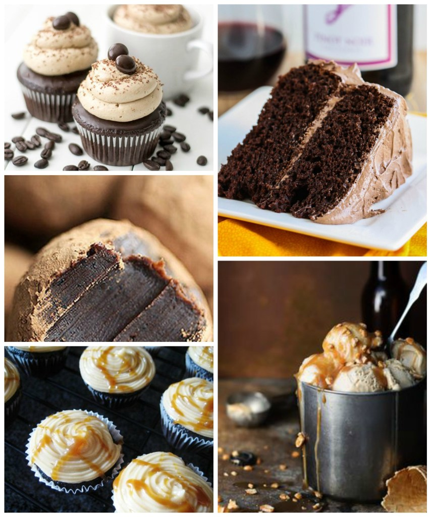 2015 Super Bowl desserts - Seattle coffee desserts