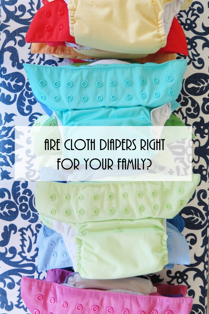are cloth diapers right for your family