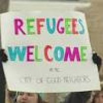 Thousands rally in support of refugees and immigrants in Buffalo