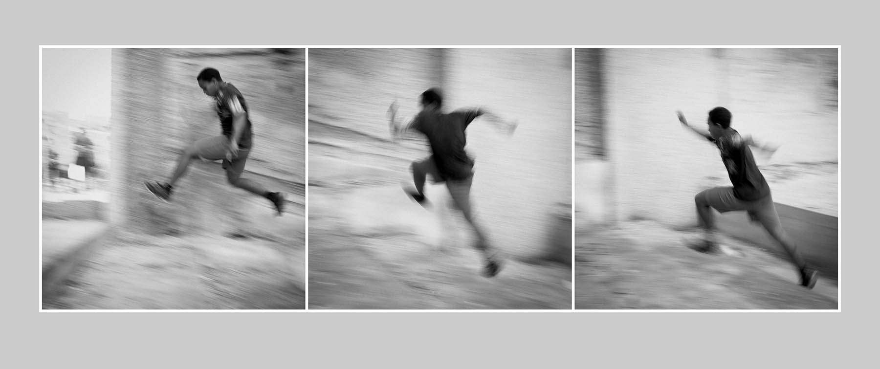 Parkour Havanna TRIPTIC 1 Dietmar Sebastian Fischer