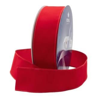 velvet-wired-ribbon-WIR-40VEL-RRE