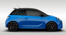 Opel Adam S - side