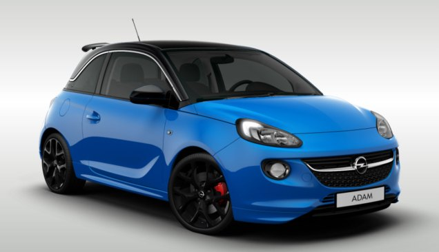Opel Adam S - frontside
