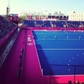 hockey & london
