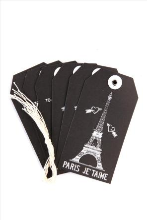 Paris Labels