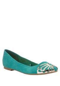 turq shoes