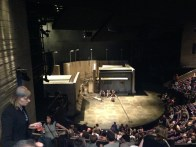 The stage for Othello