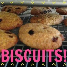 Biscuits indeed!