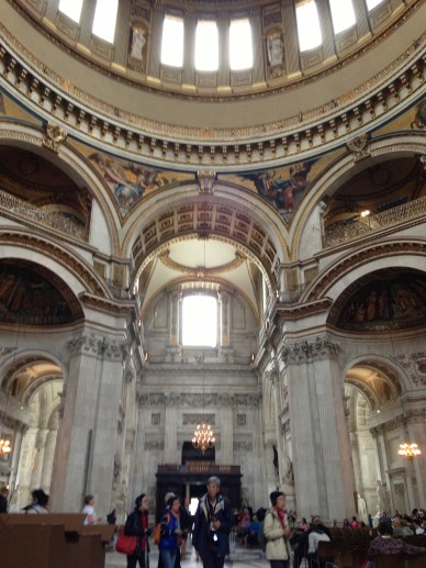 Inside St. Paul's