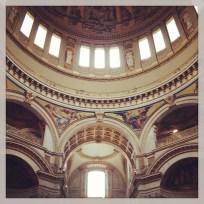 Instagrammed St Paul's
