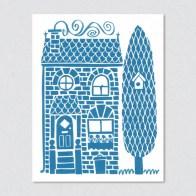 little_blue_house