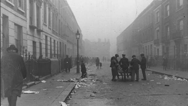 Bangor Street-Notting Dale-slums-1900-London-Avernus