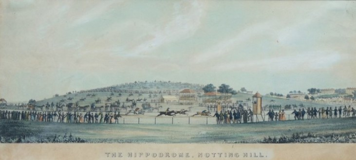 hippodrome-1839-notting hill-horse-racing-london