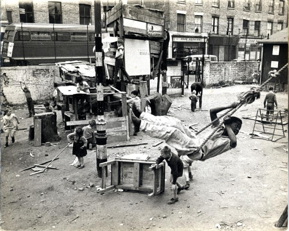 Rasizm, rachmanizm i prostytucja. Notting Hill w chaosie powojennym XX wieku.