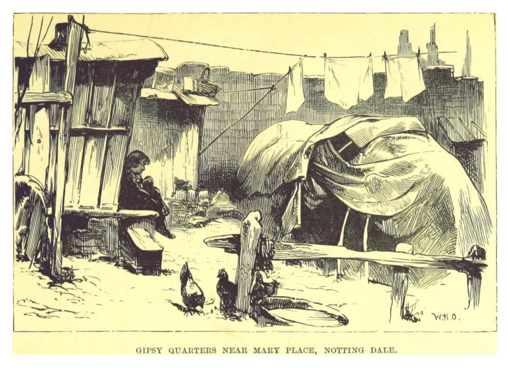 SMITH(1880)_p107_Notting_Dale_-_Gipsy_Quarters,_Mary_Place