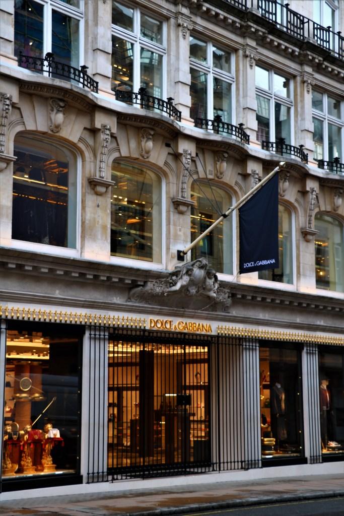 New Bond Street-Mayfair