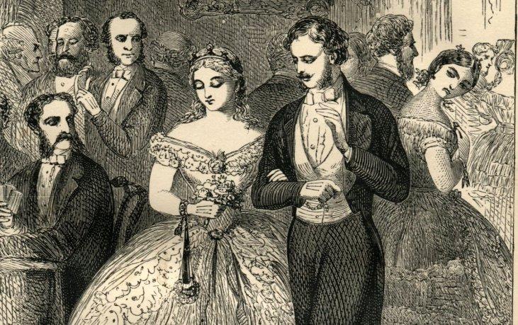 bal-w-czasach-wiktoriańskich-sezon-towarzyski-Londyn-1862
