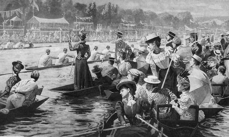Henley-Royal-Regatta-sezon-towarzyski-Londyn
