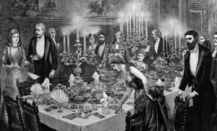 dinner-party-sezon-towarzyski-Londyn