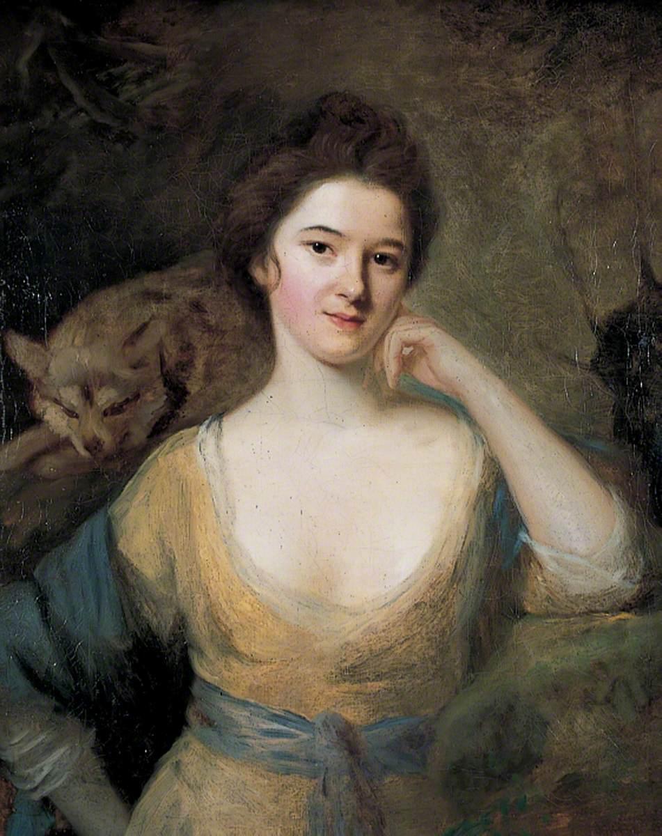 Kitty Fisher – historia słynnej, londyńskiej kurtyzany.