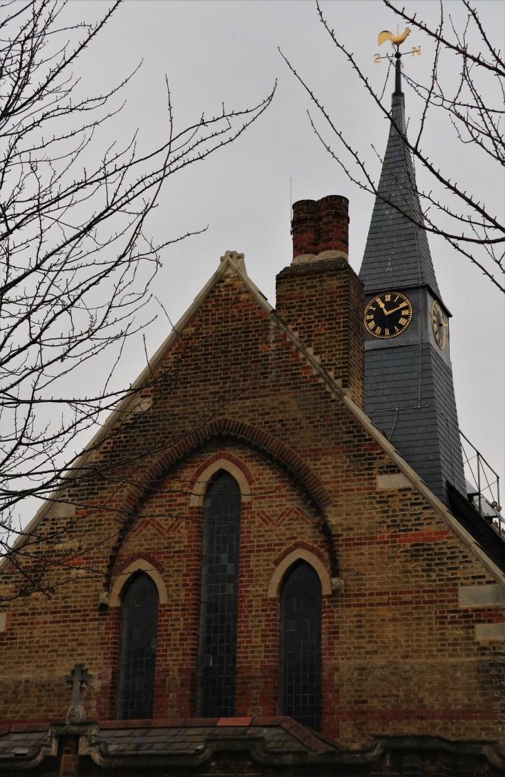 Kościół St Clements-Sirdar Road-Notting Hill