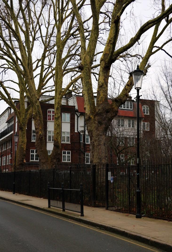 Blok mieszkalny-wiktoriańska kamienica-Mary Place-dawnyAvernus-Londyn