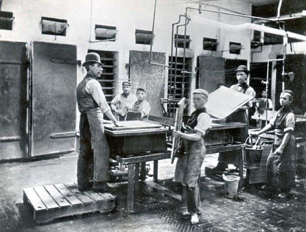 Dzieci-pracujące-w-fabryce-zapałek-Bryant-&-May-Londyn