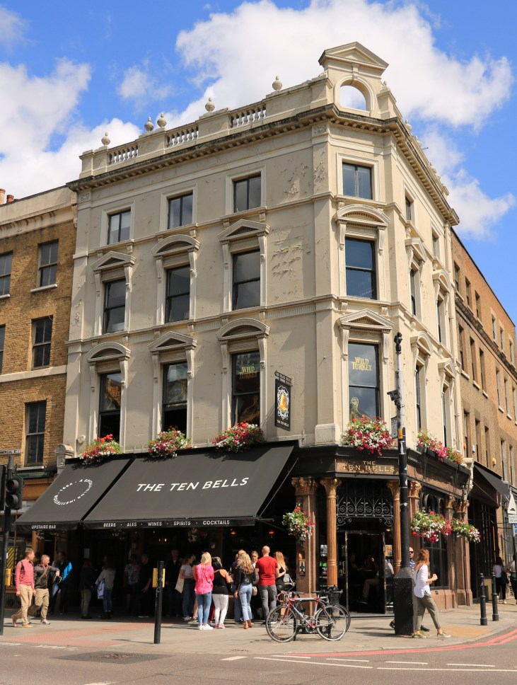 The-Ten-Bells-pub-Commercial-Road-Whitechapel-London