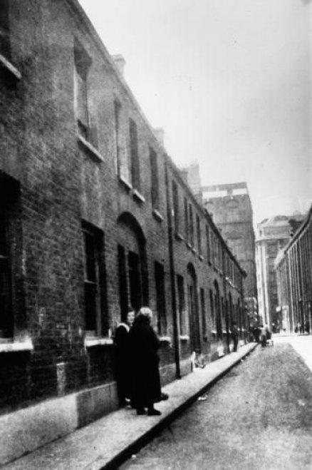 Buck's-Row-Mary-Nichols-Kuba-Rozpruwacz-Whitechapel-Londyn