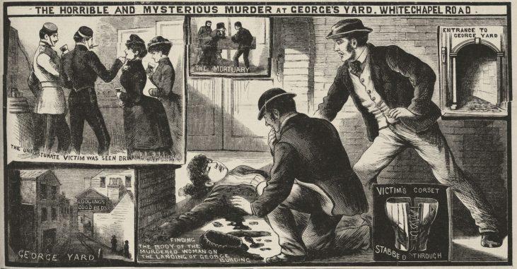 Gazeta-śmierć-Martha-Tabram-Kuba-Rozpruwacz-Whitechapel-Londyn