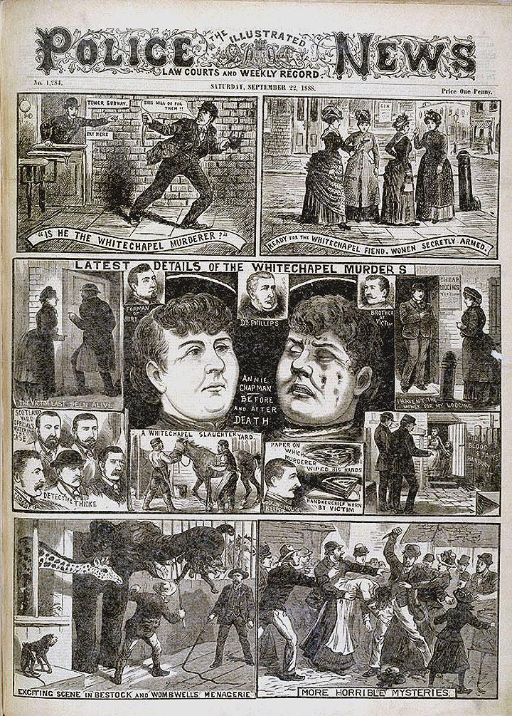 The-Illustrated-Police-News-Annie-Chapman-Kuba-Rozpruwacz-Whitechapel