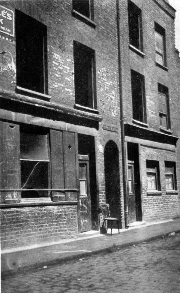 Miller's-Court-Dorset-Street-Kuba-Rozpruwacz-Whitechapel-Londyn