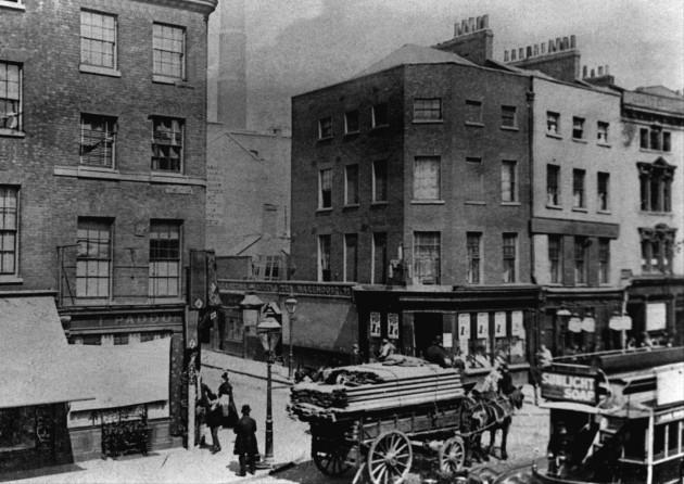 Osborn-Street-Whitechapel-Road-wiktoriański-Londyn-Whitechapel