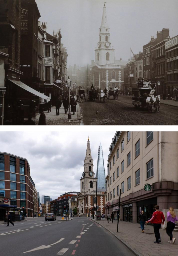 Blackman-Street-Borough-High-Street-Londyn-kiedyś-i-dziś