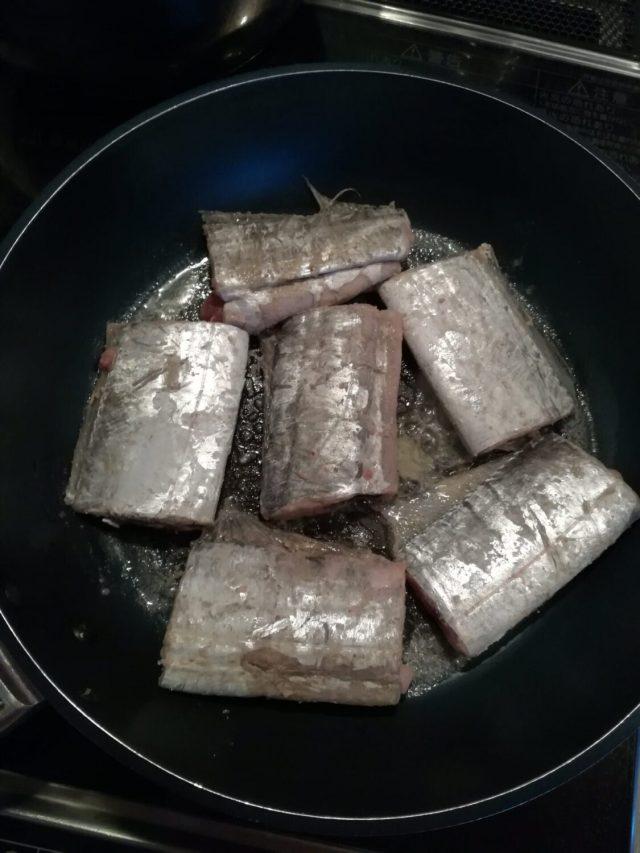 太刀魚の味は「とても美味しい!」の一言!