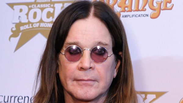 LONDON, UNITED KINGDOM - NOVEMBER 14: Ozzy Osbourne attends the Classic Rock Roll of Honour at The Roundhouse on November 14, 2013 in London, England. (Photo by Jo Hale/Getty Images)