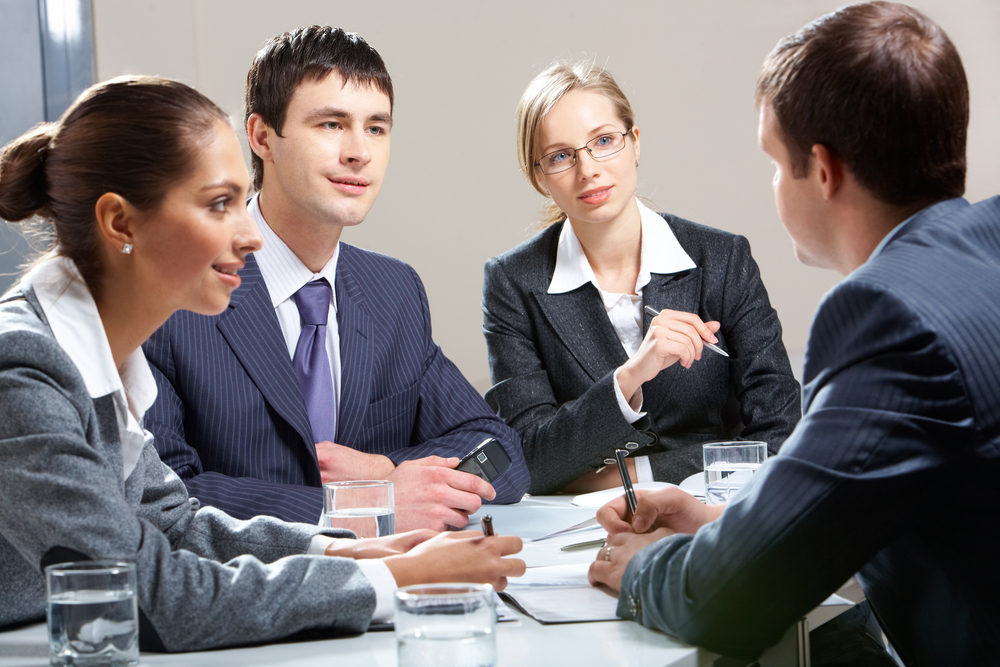 Group Interview. The Phrase That Can Strike Horror Into The Heart Of Any  Candidate. Itu0027s Hard To Imagine A Situation In Which You Must Sell Yourself  And ...