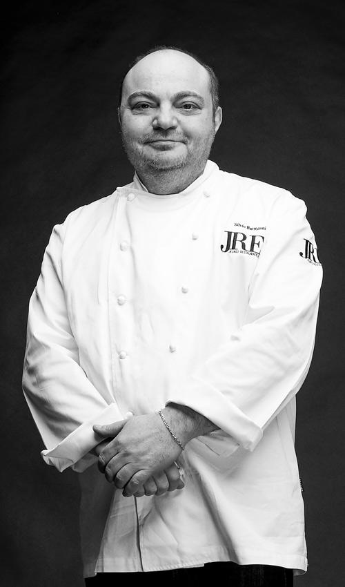 Silvio Battistoni - gardone riviera - fish&chef 2017