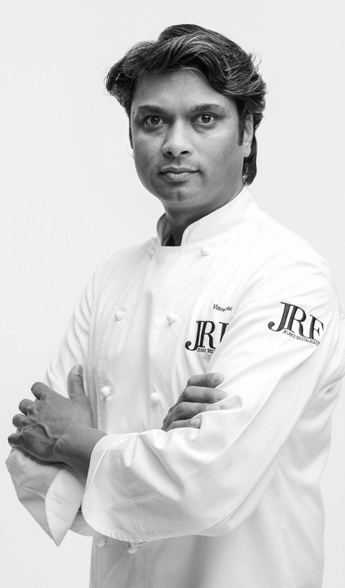 Fish&chef 3017- Vinod Sookar - AQUALUX HOTEL - Bardolino