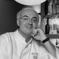 chef to chef- Filippo Chiappini - Fish & chef- 2011 - Hotel Bellevue San Lorenzo - Malcesine