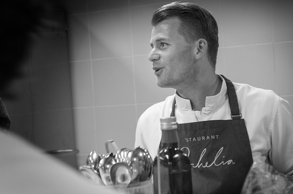Fish & chef- 2015 - Dirk Hoberg - Aqualux Hotel SPA Suite & Terme - Bardolino