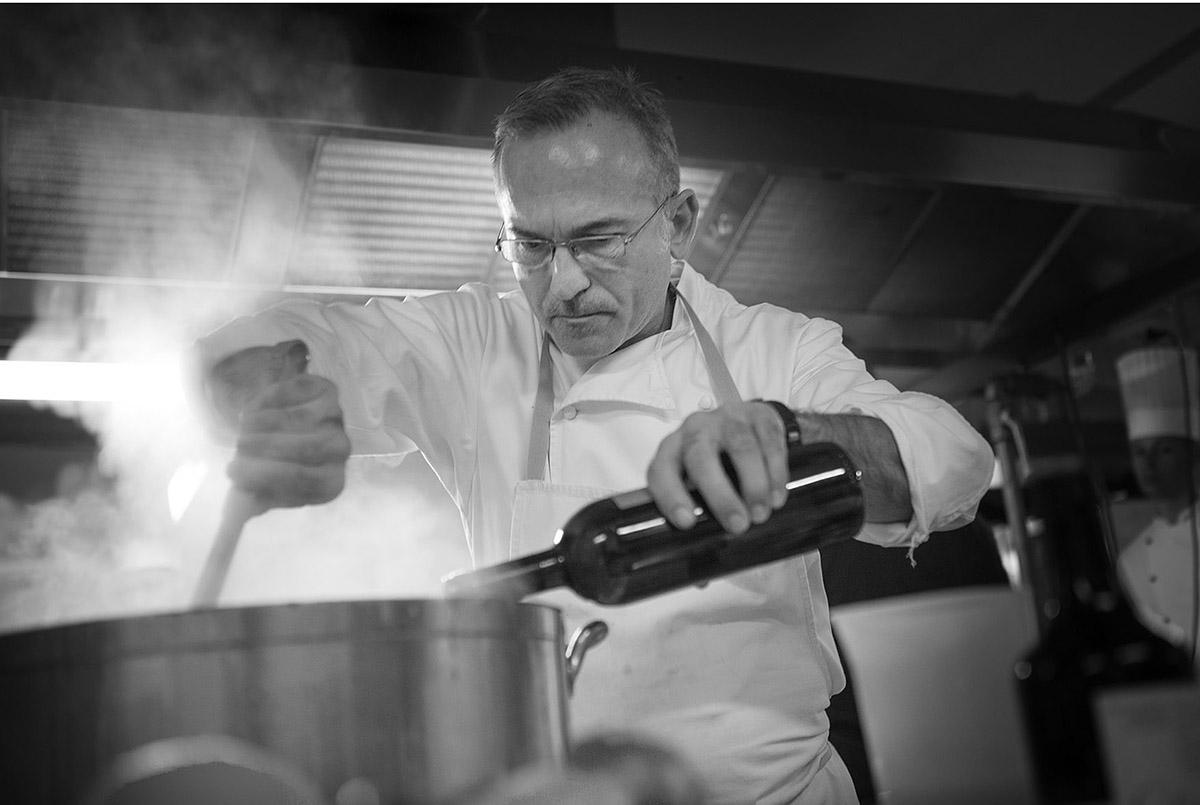 Fish & chef- 2015 - Sironi -Grand Hotel Fasano - Gardone Riviera