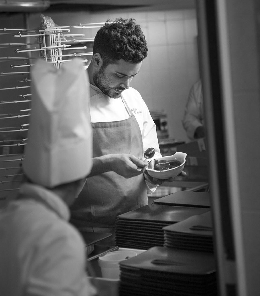 Gianni D'Amato Fish & chef- 2013 - Hotel Baia Verde - Malcesine