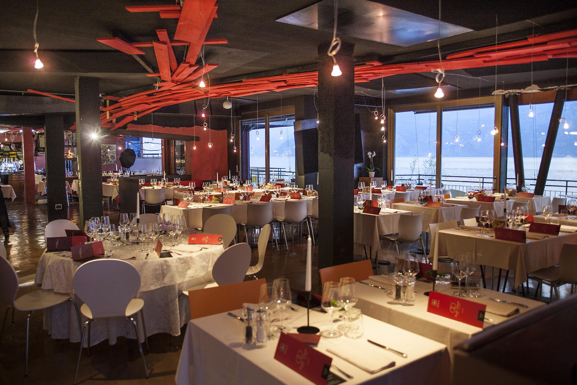 Nicola Zanett E Matteo Metullio - Fish & chef- 2013 - Ambient Hotel Primaluna - Malcesine