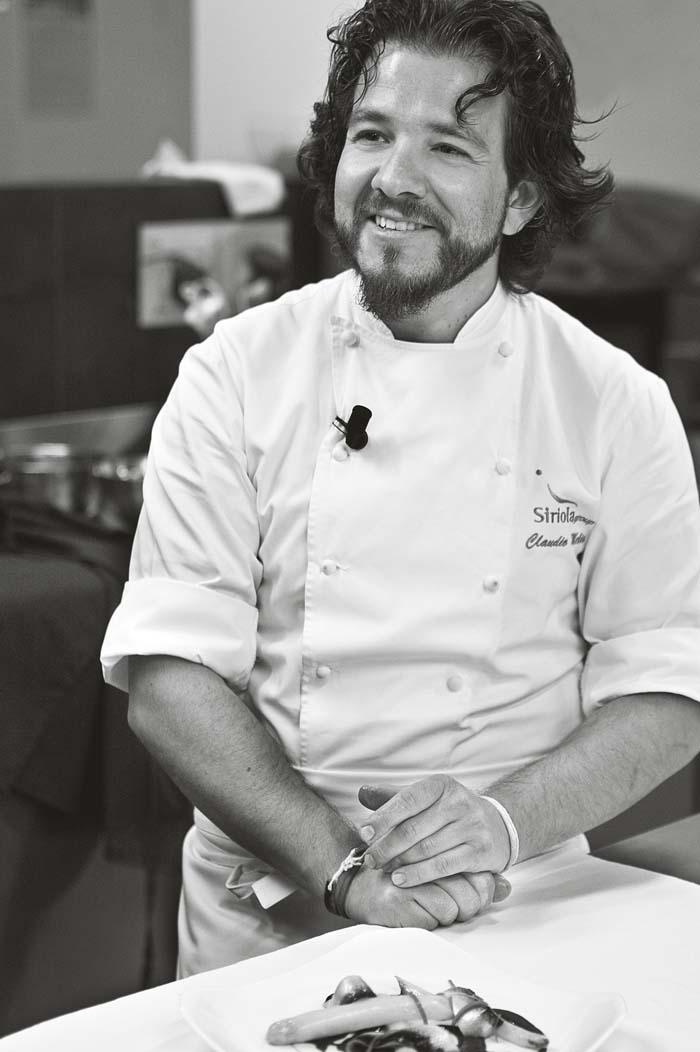 Claudio Melis- Fish & chef- 2010 - Ambient Hotel Primaluna - Malcesine